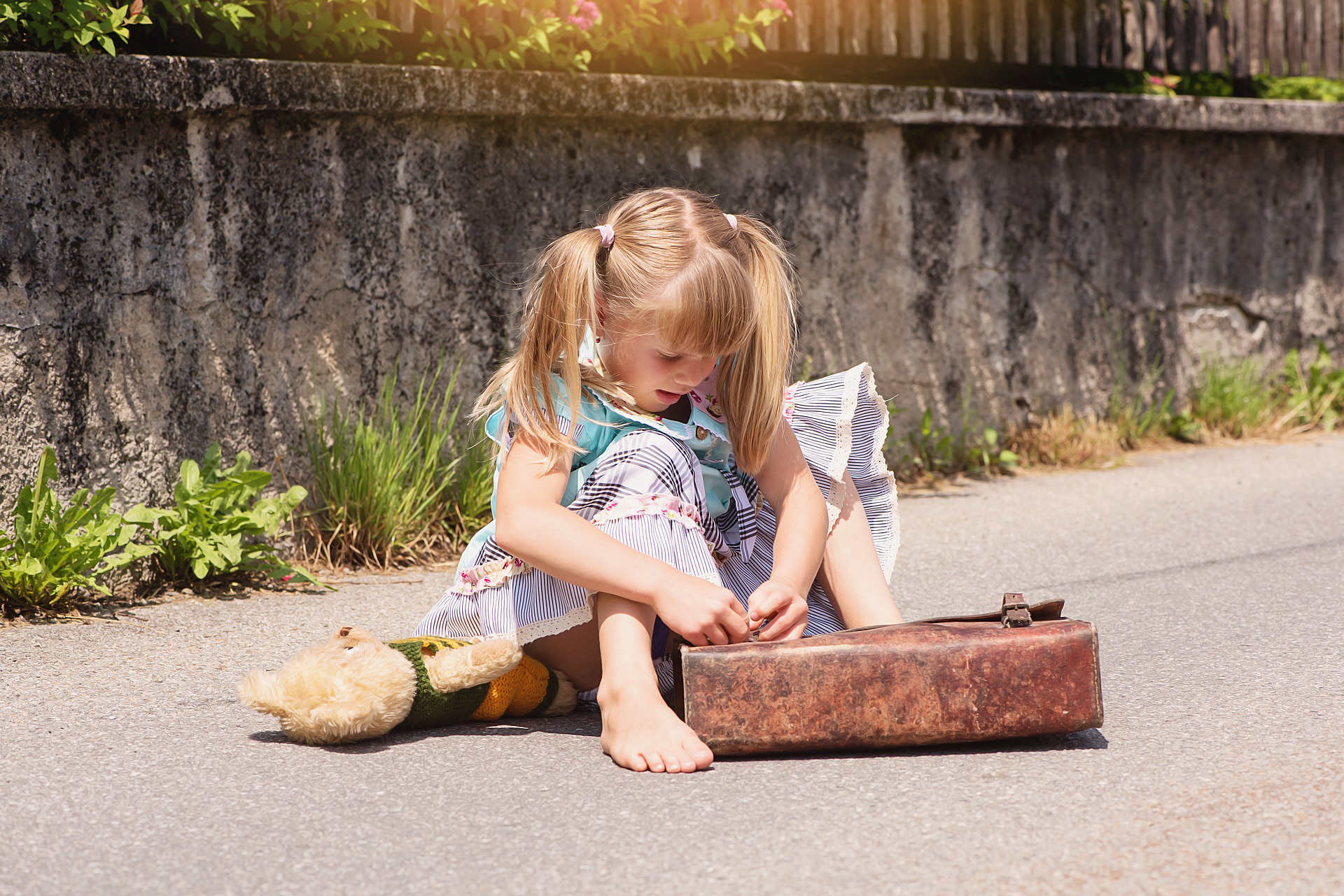 Unfälle: So sind Kinder auf dem Schulweg richtig versichert