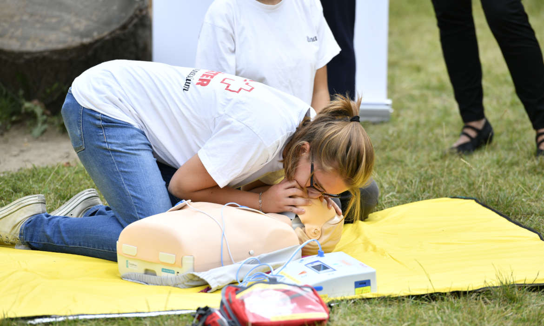 Leben retten: Fünf häufige Fragen und Antworten zur Ersten Hilfe