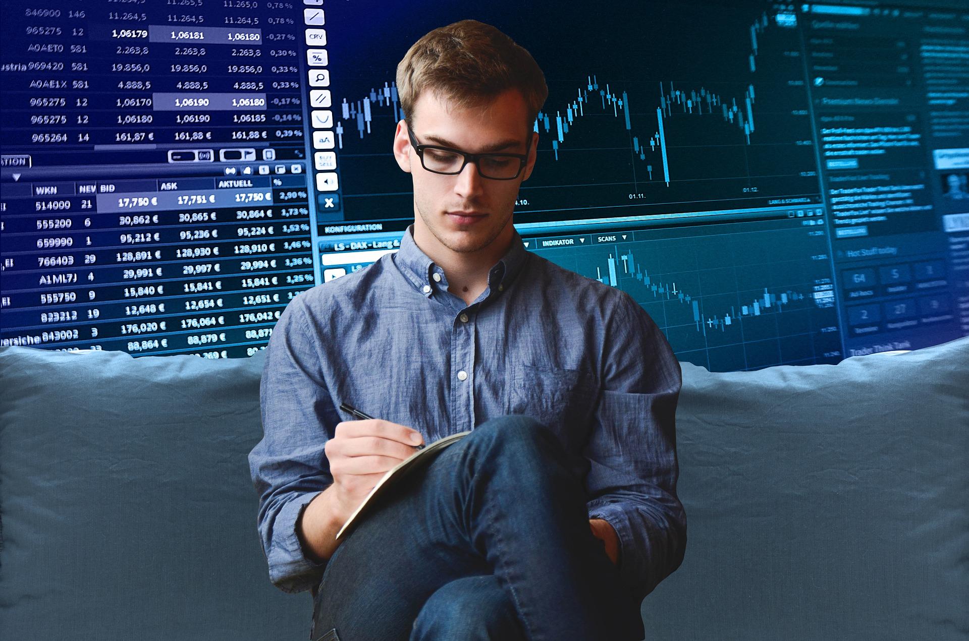 Ganz einfach mit ETFs investieren